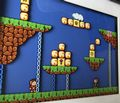 Alex Kidd in Miracle World 3D Art Diorama